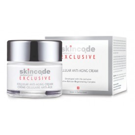 SKINCODE Crème cellulaire anti-âge 50 ml