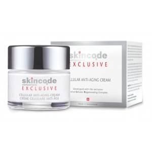 SKINCODE EXCLUSIVE Cellular Anti - Aging Cream  50 ml