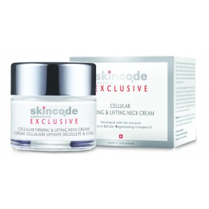 SKINCODE EXCLUSIVE Cellular Frming & Lifting Neck Cream 50 ml