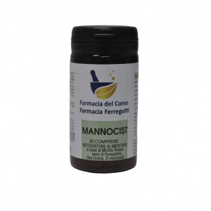 MANNOCIST 30 COMPRESSE