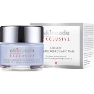 SKINCODE EXCLUSIVE Cellular Recharge Anti - Renewing Mask