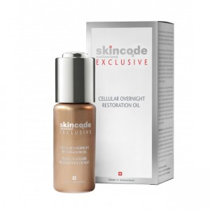 SKINCODE EXCLUSIVE Cellular Overnight Restoration Oil