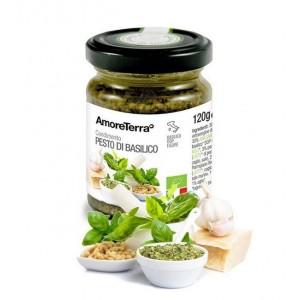Pesto di basilico DOP - Bio