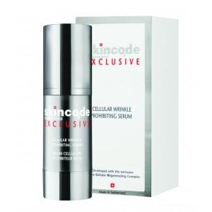 SKINCODE EXCLUSIVE  Cellular Wrinkle Prohibiting Eye Serum 15 ml