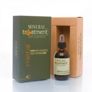 MINERAL TREATMENT TG METAL 50 ml LOZIONE SEBO NORMALIZZANTI