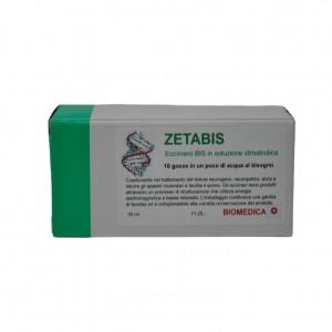 ZETABIS 2 eccimeri in soluzione idroalcolica gocce 30 ml