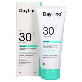 Daylong Gel-Crema spf 30 Sensitive da 200 ml