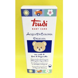 Trudi baby care Acqua di colonia delicata 100 ml