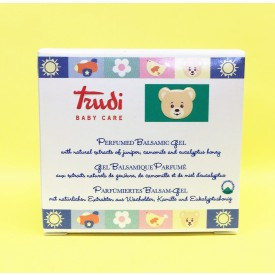 Trudi baby care Gel balsamico profumato 70 ml